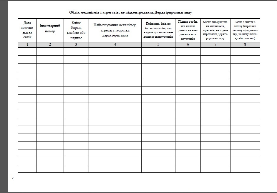 бирки на электроинструмент образец