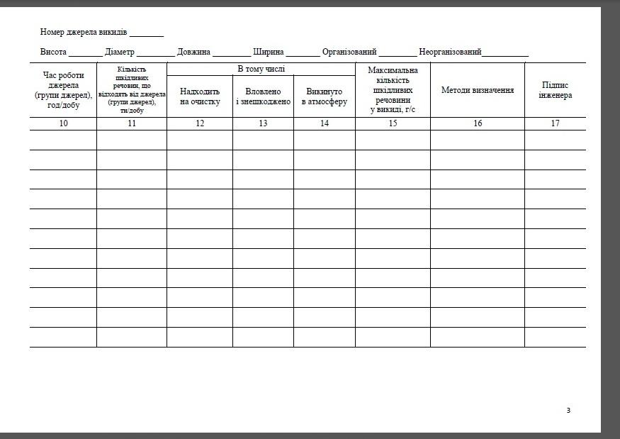 """ПОД-1 """"Журнал учета стационарных источников загрязнения и их характеристик"""", форма ПОД-1 скачать, образец заполнения, инструкция, Журнал ПОД-1, Журнал учета стационарных источников загрязнения, Журнал источников загрязнения, Журнал регистрации стационарных источников загрязнения, Книга регистрации стационарных источников загрязнения, Книга учета стационарных источников загрязнения, Ведомость порядок регистрации стационарных источников загрязнения"""
