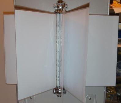 Перекидні системи настінні, настольні А4, А3