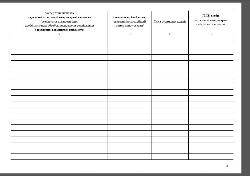 Журнал регистрации выдачи ветеринарных свидетельств, Журнал учета ветеринарных свидетельств, Журнал ветеринарных свидетельств, Журнал регистрации ветеринарных свидетельств, Журнал учета ветеринарных справок и свидетельств, Журнал учета ветеринарных свидетельств, Журнал учета выдачи ветеринарных документов, Журнал выдачи ветеринарных документов, Журнал регистрации выдачи ветеринарных документов, Ветеринарные журналы, Журналы учета ветеринара, Журналы по ветеринарии, Журнал ветеринара, Журналы ветеринара, Журнал ветврача, Журналы регистрации ветеринара, Журналы ветеринарии, Журналы ветеринарной клиники, Журналы ветмедицины, Журналы по ветеринарной медицине, Журналы ветврач, Журнал ветеринария, Журналы для ветеринаров, Журнал ветеринар, Ветжурналы, Журналы по ветеринарной практике, Ветеринарные книги, Книги учета ветеринара, Книги по ветеринарии, Журнал ветеринара, Книги ветеринара, Журнал ветврача, Книги регистрации ветеринара, Книги ветеринарии, Книги ветеринарной клиники, Книги ветмедицины, Книги по ветеринарной медицине, Книги ветврач, Веткниги, Книга ветеринария, Книги для ветеринаров, Книги по ветеринарной практике, Ветеринарная документация Журналы, Список ветеринарных Журналов, Журналы ветеринарного врача, Ветеринарная медицина Журналы, Ветеринарные Журналы регистрации, Журналы ветеринарной лаборатории, Ветеринарные Журналы отчетности, Журналы ветеринарной документации, Ветеринарный Журнал список, Журналы ветеринарной станции, Перечень ветеринарных Журналов, Ветеринарные лабораторные Журналы, Ветеринарные Журналы Украины, Журналы ветеринарной отчетности, Ветеринарные журналы купить, Журналы ветеринарных врачей, Ветеринарная медицина журналы
