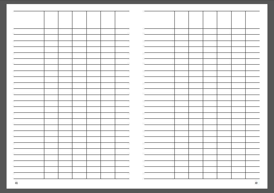 Журнал пустографка горизонтальний на 7 граф А4, пустографка бланк, пустографка а4, пустографка бланк скачати безкоштовно, пустографка бланк А4 скачати, пустографка бланк скачати, як виглядає пустографка, Журнал пустографка ціна, Журнал пустографка скачати, Книга пустографка, Книга обліку пустографка, Книга реєстрації пустографка, форма 910 пустографка, зразок пустографки, пустографка роздрукувати, лист пустографка, Журнал реєстрації пустографка, Журнал обліку пустографка