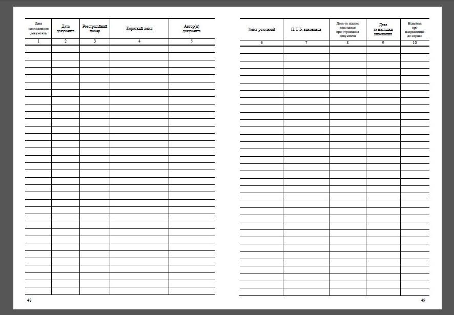 Журнал реєстрації службових, доповідних і пояснювальних записок, Журнал реєстрації службових записок, Журнал реєстрації доповідних записок, Журнал реєстрації пояснювальних записок, Журнал реєстрації службових документів, Журнал реєстрації службових документів, Журнал реєстрації службових листів, Журнал реєстрації внутрішніх документів, Журнал реєстрації службової документації, Журнал реєстрації служебок, Реєстрація службових записок в організації, Реєстрація доповідних записок, Реєстрація пояснювальних записок, Журнал обліку службових, доповідних і пояснювальних записок, Журнал обліку службових записок, Журнал обліку доповідних записок, Журнал обліку пояснювальних записок, Журнал обліку службових документів, Журнал обліку службових документів, Журнал обліку службових листів, Журнал обліку внутрішніх документів, Журнал обліку службової документації, Журнал обліку служебок, Облік службових записок в організації, Облік доповідних записок, Облік пояснювальних записок, Журнал службових, доповідних і пояснювальних записок, Журнал службових записок, Журнал доповідних записок, Журнал пояснювальних записок, Журнал службових документів, Журнал службових документів, Журнал службових листів, Журнал внутрішніх документів, Журнал службової документації, Журнал служебок, Журнал пояснювальних, Книга обліку та реєстрації службових, доповідних і пояснювальних записок